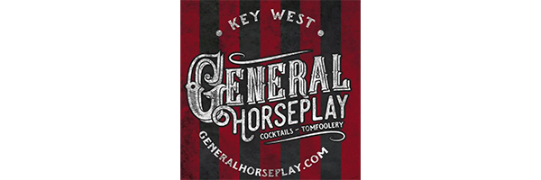 General Horseplay, Afternoon Happy Hours in Key West